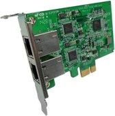 QNAP LAN-1G2T-I210 netwerkkaart & -adapter Intern Ethernet 1000 Mbit/s