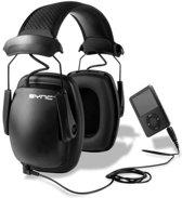 Howard Leight Sync - hoofdtelefoon en gehoorbeschermer - SNR 31 dB - zwart