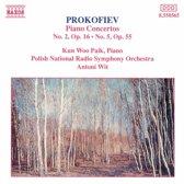 Piano Concertos No.2/No.5