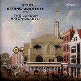The London Haydn Quartet - String Quartets Op 33
