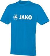 Jako - T-Shirt Promo - JAKO blauw - Maat L