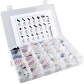 37-Delige Kit Voor Arduino - UNO R3 /  MEGA / NANO Compatible Sensor Module Starters Set -  Genuino Starter Kit