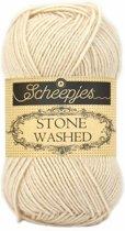 Scheepjes Stone Washed 821 Pink Quartzite (PAK MET 10 BOLLEN)