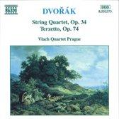 Dvorak: String Quartet Op 34, Terzetto / Vlach Quartet
