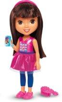 Fisher-Price Praat met Mij Dora - Speelfiguur