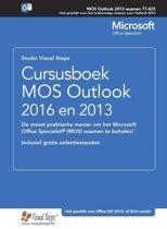 Cursusboek MOS Outlook 2016 en 2013
