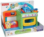 Fisher Price laugh and learn Garage