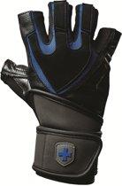 Harbinger Training Grip Fitnesshandschoenen Black/Blue - L