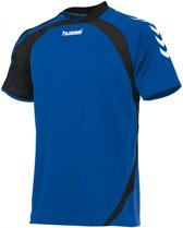 Hummel Odense - Voetbalshirt - Mannen - Maat L - Blauw kobalt