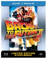 BACK TO THE FUTURE 2 (STEEL) (D/F) [BD/U