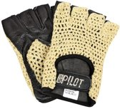 Autohandschoenen zonder vingers XL -  race handschoenen zwart