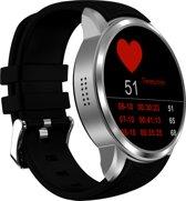 Lipa Castor Android smartwatch /16 GB geheugen SIM X200 / Met sim aansluiting/ Hartslagmeter/ Pedometer en calorieteller/ Bellen, teksten en whatsappen/ IP 67 Waterproof tot 1 meter/
