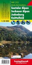 FB WK212 Seetaler Alpen • Seckauer Alpen • Judenburg • Knittelfeld
