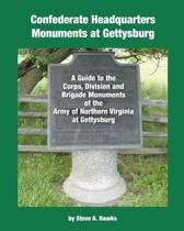 Confederate Headquarters Monuments at Gettysburg