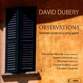 Observations: Seventeen Songs And A String Quartet