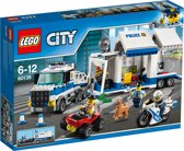LEGO City Mobiele Commandocentrale - 60139