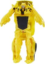 Transformers 1-Step Turbo Changer Bumblebee - 11 cm - Robot