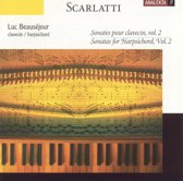 Sonates Pour Clavecin,  Vol 2