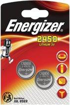 Energizer Lithium CR2450 3V - blister 2