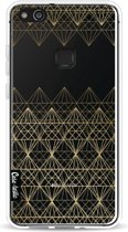 Casetastic Softcover Huawei P10 Lite - Golden Diamonds