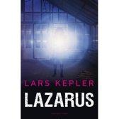 Boek cover Joona Linna  7 - Lazarus van Lars Kepler (Paperback)