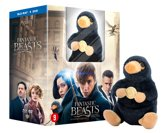Fantastic Beasts and Where to Find Them (Blu-ray & DVD) (Limited edition met Niffler)