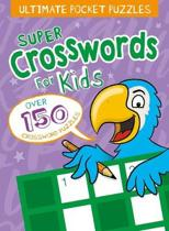 Ultimate Pocket Puzzles: Super Crosswords