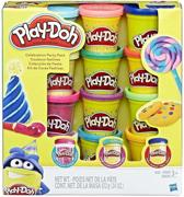 Play-Doh - Glitter 12 Pack - Klei