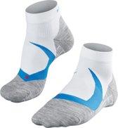 RU4 Cool Short Heren Hardloopsokken - Felblauw - Maat 39-41