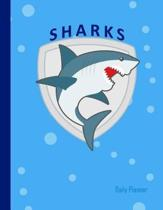 Sharks Daily Planner