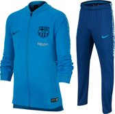 FC Barcelona Dry Squad Trainingspak Trainingspak -  - Unisex - blauw