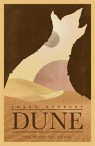 Boek cover Dune van Frank Herbert (Onbekend)