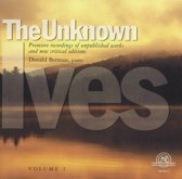 Ives: The Unknown Ives, Volume 2