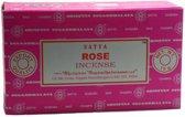 Wierook Satya Rose (15 gram) (12-pack)
