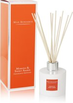 Max Benjamin Geurdiffuser Classic - 150 ml - Mimosa & Sweet Amber