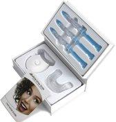 Bolano White Smile - Tandenbleekset - Tanden Bleken - Tandbleekset Premium - Tanden Bleekset - Thuis Bleken - Wit Gebit -  Professionele Teeth Whitening - 3D LED - Zonder Peroxide  - Witte Tanden - Teeth whitening -  100% Natuurlijk Wittere tanden