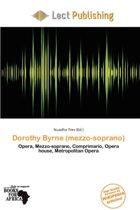 Dorothy Byrne (Mezzo-Soprano)