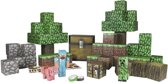 Minecraft Papercraft overworld deluxe kit 90pcs
