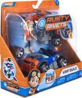 Rusty Rivets Buggy Build met Figuur Assorti
