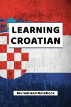 Learning Croatian Journal and Notebook