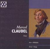 Claudel: Airs - Melodies