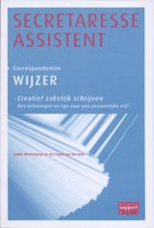 Secretaresse Assistent Wijzer Creatief zakelijk schrijven Correspondentie wijzer