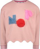 NOP  Meisjes Trui Wixom - Pink - Maat 128