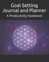 Goal Setting Journal and Planner