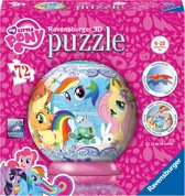 Ravensburger My Little Pony 3D Puzzel - 72 stukjes