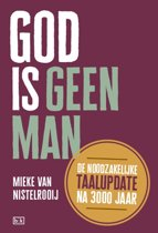 God is geen man