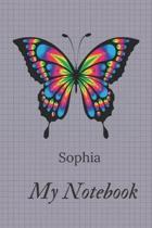 My Notebook, Sophia