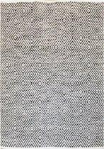 Kayoom - Vloerkleed - Tapijt - Aperitif 310 - Grijs - 160x230cm