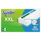 Swiffer Vloerreiniger XXL - 16 Stuks - Navul Stofdoekjes