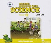 Macmillan Natural and Social Science 3 Class Audio Cdx3